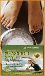 FucoXanthin-CR Diet Patch is easy to use, safe and effective!